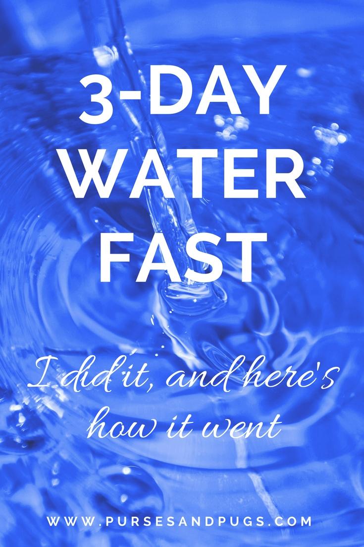 water fast – P U R S E S A N D P U G S