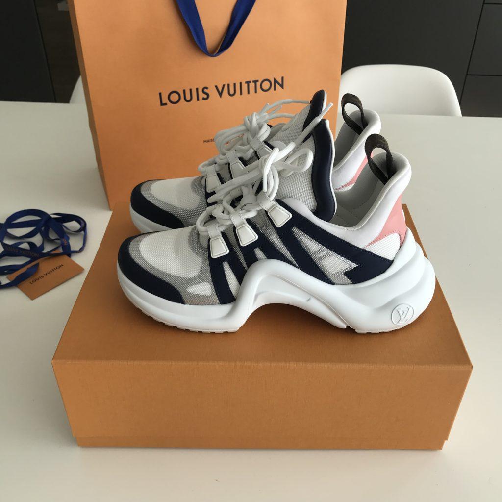 Louis Vuitton Archlight sneakers – P U